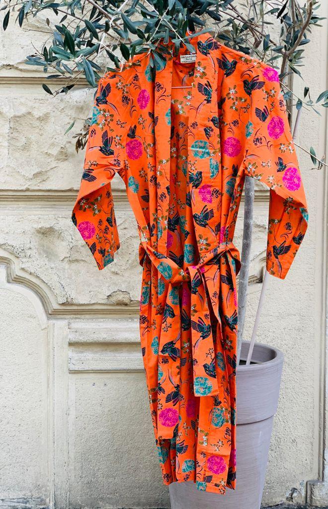 Pinkmartini - Kimono Corto cotone