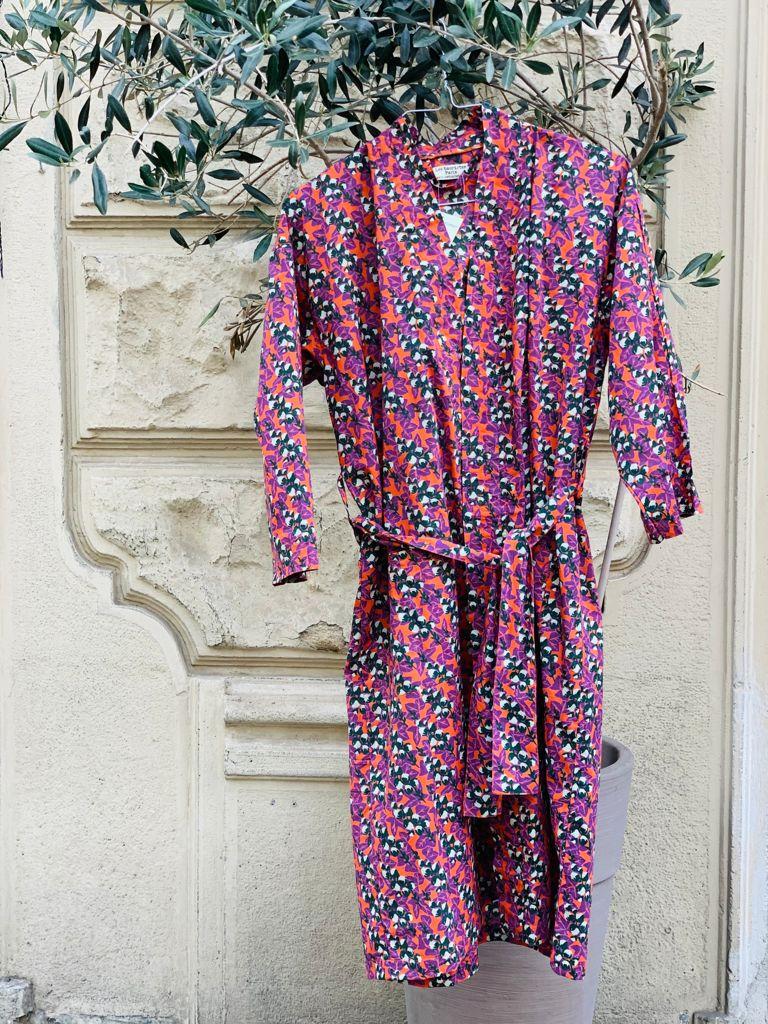 Pinkmartini - Kimono Lungo in cotone