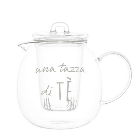 Teiera una Tazza di Tè