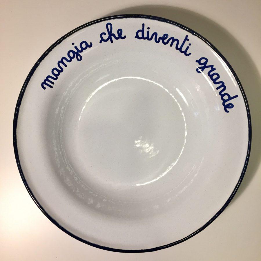 Pinkmartini - Piatto Alt Means Old
